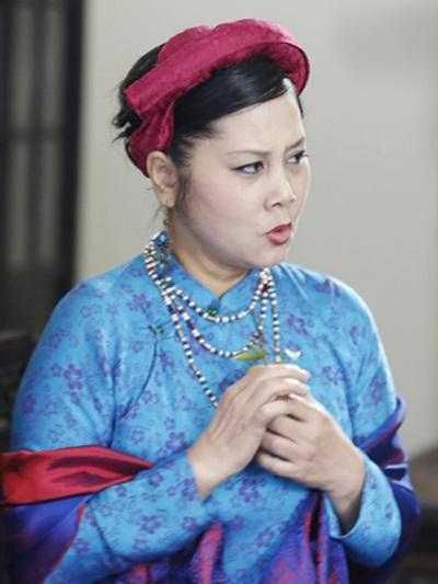 Minh Hằng vai Phó Đoan phim Trò đời