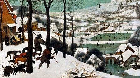 6 kiệt tác nghệ thuật mô tả mùa đông nổi tiếng nhất