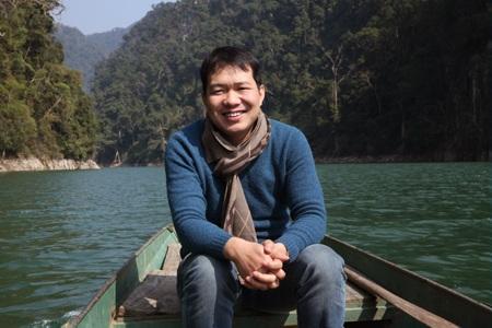Giấc mơ trở thành nhà văn của… một anh thợ cơ khí