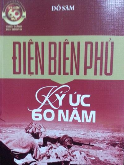 Bìa cuốn sách Điện Biên Phủ- Ký ức 60 năm
