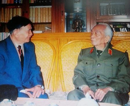 Đại tá Đỗ Sâm trực tiếp được Đại tướng cho ý kiến