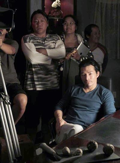 Trần Bảo Sơn được đánh giá là gương mặt đầy triển vọng của phim Việt