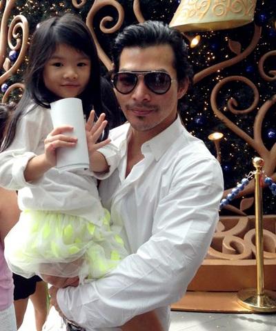 Hiện tại, tôi nỗ lực để con gái có cuộc sống tốt đẹp- Trần Bảo Sơn