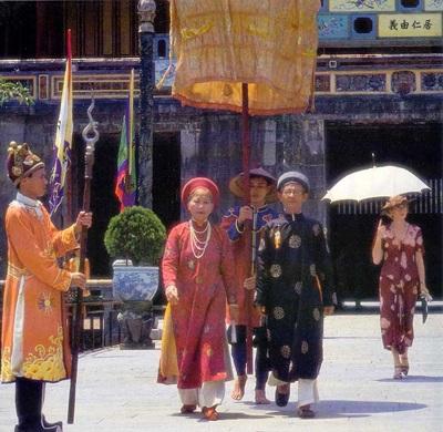 Những cảnh quay tại Việt Nam