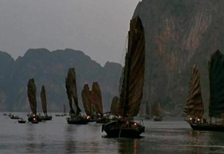 Phim có những cảnh quay được thực hiện tại Hạ Long...