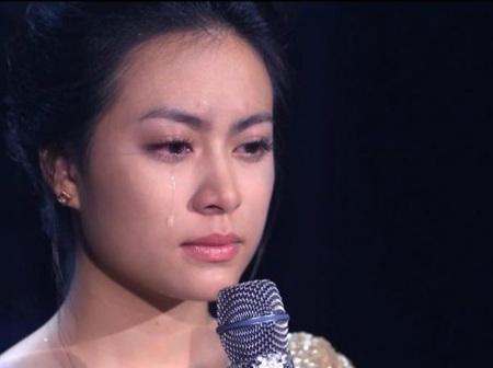 Hoàng Thùy Linh trong một cảnh phim Thần tượng