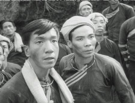 Trịnh Thịnh trong vai A Sinh phim Vợ chồng A Phủ