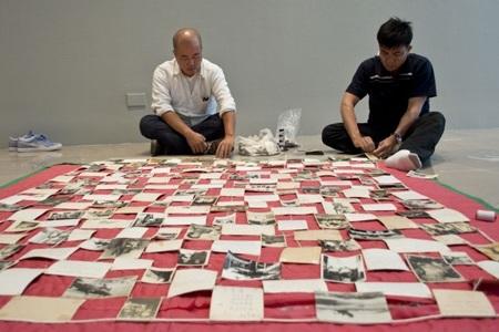 Các bức hình trưng bày trong triển lãm đều được chụp trong giai đoạn từ 1940-1980