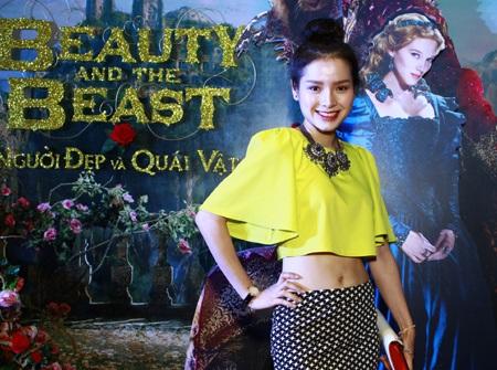 Nữ diễn viên Phương Trinh