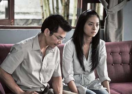 Ngô Thanh Vân trong phim kinh dị, Ngôi nhà trong hẻm