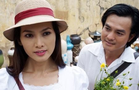 Anh Thư đang vào vai nữ chính trong phim truyền hình phát sóng giờ vàng- Yêu đến tận cùng