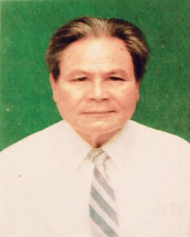 Ông Lê Mạnh Thái