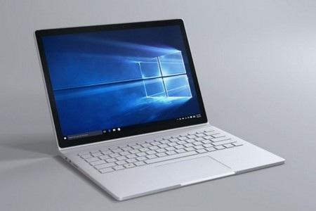 Surface Book được xem là chiếc laptop đầu tiên thuộc dòng Surface dù vẫn mang nhiều đặc trưng của một chiếc máy tính bảng