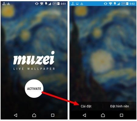 Ứng dụng giúp màn hình thiết bị Android trở nên sinh động và cá tính - 1