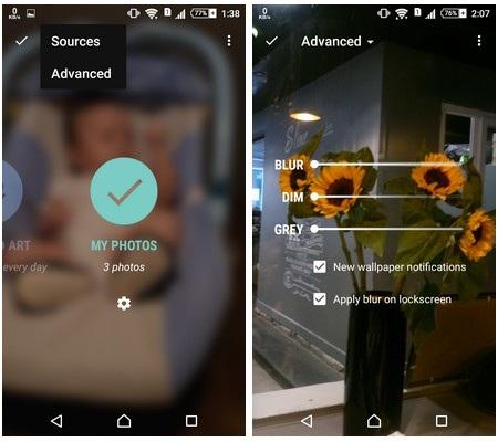 Ứng dụng giúp màn hình thiết bị Android trở nên sinh động và cá tính - 8