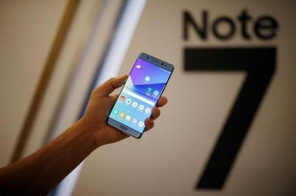 Kế hoạch trở lại thị trường của Galaxy Note7 vẫn còn gặp phải không ít khó khăn