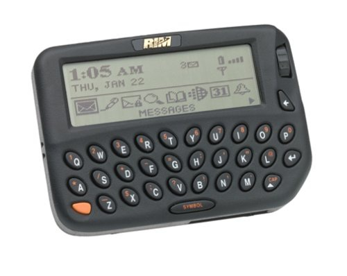 BlackBerry 850, sản phẩm mang thương hiệu BlackBerry đầu tiên của RIM