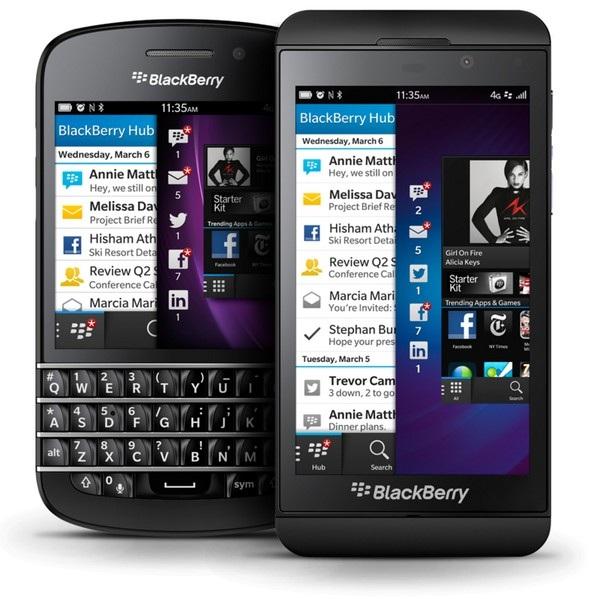 Bộ đôi BlackBerry Z10 và Q10 từng được đặt rất nhiều sự kỳ vọng nhưng không đủ để giúp BlackBerry vượt qua khủng hoảng