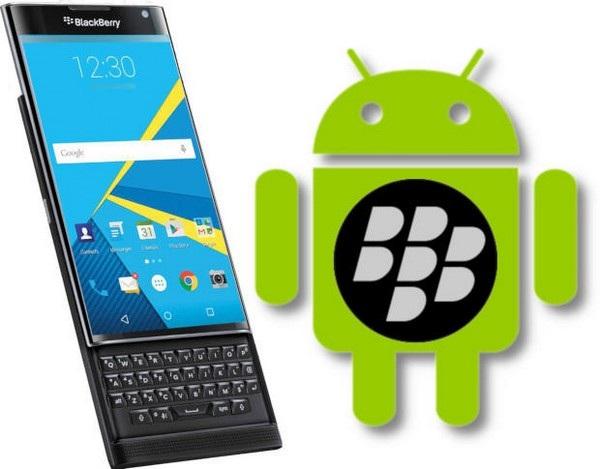 """BlackBerry đã chấp nhận """"kết duyên"""" cùng nền tảng Android, nhưng vẫn không thể lôi kéo được người dùng"""