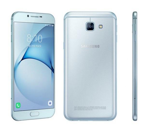 """Galaxy A8 2016 sở hữu thiết kế tương đồng phiên bản cũ, với cấu hình được """"vay mượn"""" từ Galaxy S6"""