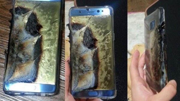Sự cố Galaxy Note7 đã khiến Samsung chịu không ít thiệt hại