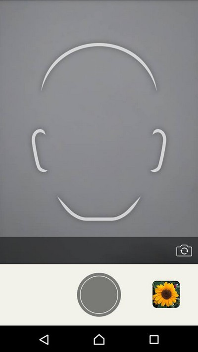 Thủ thuật hài hước giúp xem trước gương mặt của bạn khi về già - 2