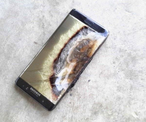 Sự cố với Galaxy Note7 không phải là lần đầu tiên Samsung phải thu hồi sản phẩm của mình
