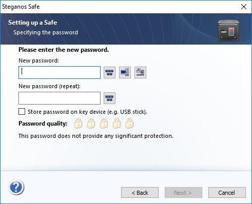 Phần mềm chuyên nghiệp giúp che giấu và bảo vệ dữ liệu quan trọng trên máy tính - 7