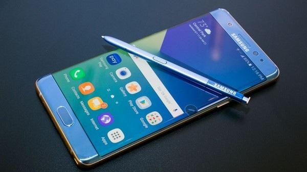 Sự cố gặp phải với Galaxy Note7 vẫn chưa ảnh hưởng nhiều đến vị trí của Samsung trên thị trường smartphone