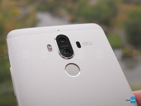 Mate 9 vẫn sở hữu camera của Leica
