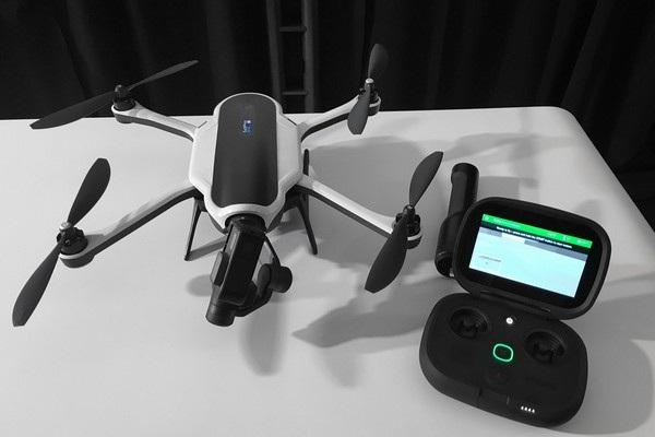 Chỉ vừa ra mắt một thời gian ngắn, GoPro đã phải thu hồi chiếc máy bay không người lái đầu tiên của mình