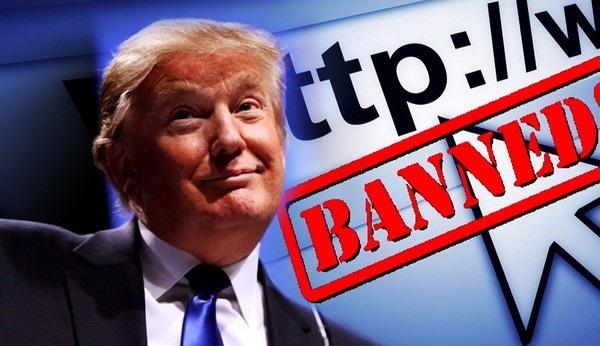 Tân Tổng thống Mỹ Donald Trump từng muốn đóng cửa internet để ngăn ngừa chủ nghĩa khủng bố