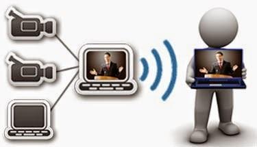 Truyền hình trực tiếp ngày nay được thực hiện đơn giản hơn rất nhiều