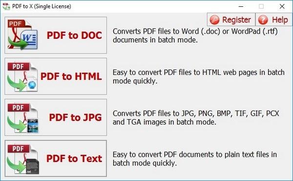 Hướng dẫn cách chỉnh sửa file PDF bằng Word và chuyển đổi sang các định dạng khác - 2