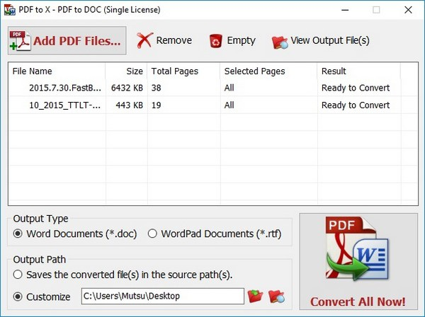 Hướng dẫn cách chỉnh sửa file PDF bằng Word và chuyển đổi sang các định dạng khác - 3