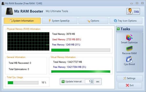 Tối ưu bộ nhớ RAM và vi xử lý để máy tính mượt mà hơn - 2