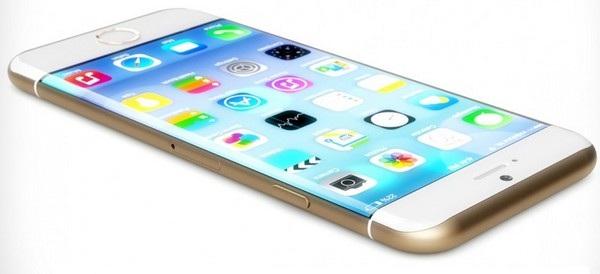iPhone màn hình cong sẽ là phiên bản đặc biệt được Apple ra mắt để kỷ niệm 10 năm ngày iPhone đầu tiên xuất hiện? (Ảnh minh họa)