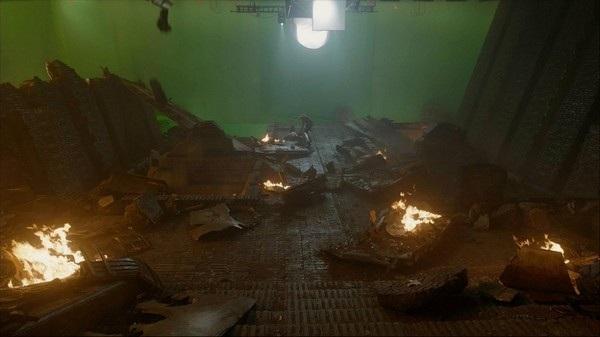 """Nhân vật Groot trong bộ phim """"Vệ binh dải ngân hà"""" được tạo nên hoàn toàn từ đồ họa"""