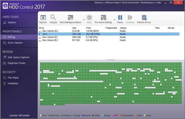 Phần mềm chuyên nghiệp giúp quản lý và tối ưu hiệu suất cho ổ cứng - 6