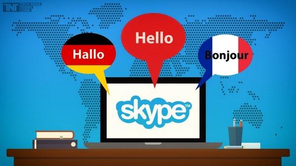 Chức năng mới của Skype tiến một bước nữa trong việc giúp xóa nhòa các rào cản về bất đồng ngôn ngữ