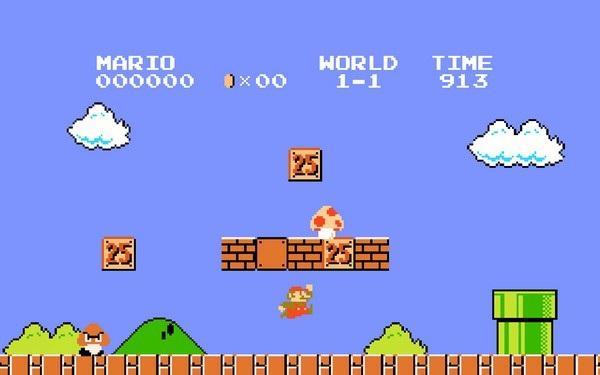 Super Mario Bros là trò chơi đã từng rất phổ biến và được yêu thích tại Việt Nam trong thập niên 90 của thế kỷ trước