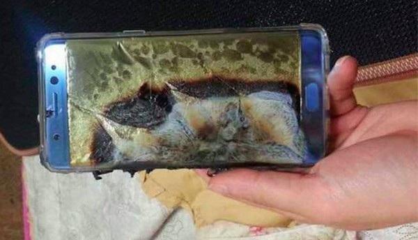 Nguyên do khiến Galaxy Note7 cháy nổ đã được tìm ra nhưng vẫn chưa được Samsung công bố?