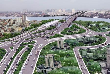 Hạ tầng giao thông giúp khu Đông phát triển