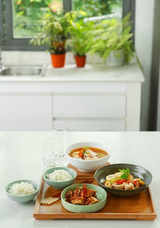 Đối với Chef Hòa những món ăn Việt luôn có hương vị đậm đà, thơm ngon đặc sắc