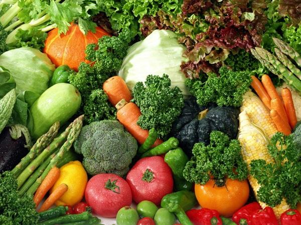Ăn nhiều rau xanh là cách tốt nhất giúp giảm nguy cơ mắc bệnh tuyến giáp