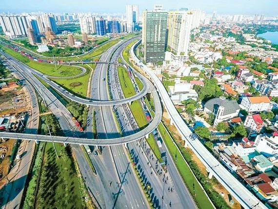 Khu Đông được đầu tư hạ tầng cơ bản tốt nhất TP.HCM hiện nay