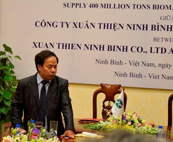 Ông Nguyễn Hồng Sơn - Cục trưởng Cục Trồng trọt, Bộ Nông nghiệp và PTNT