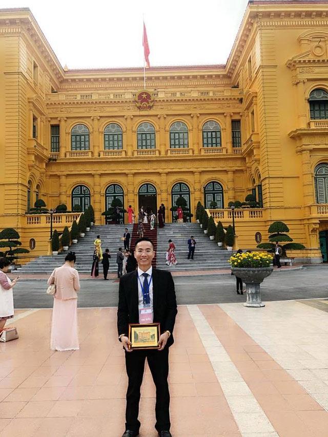 Chủ tịch tập đoàn VSETGROUP ông Trương Ngọc Anh