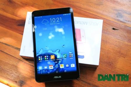Đây là chiếc tablet 8 inch nhẹ nhất hiện nay trên thế giới