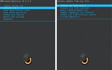 Đầu tiên hãy tải về một phiên bản Android 4.4 KitKat thích hợp với dòng máy của mình